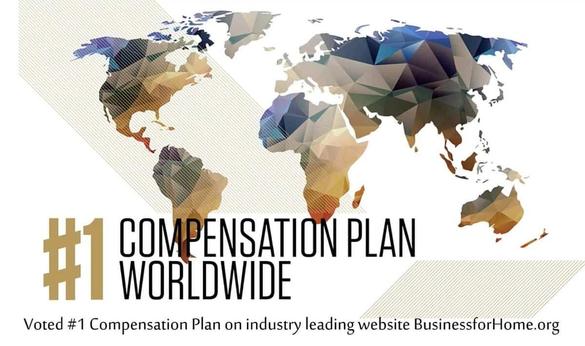 ARIIX #1 Comp Plan