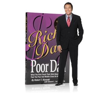 bestselling author robert kiyosaki