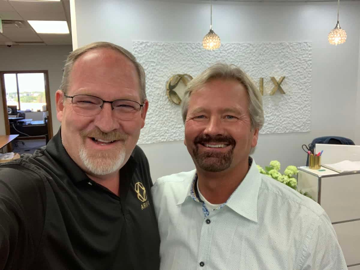 Rick Billings & Rick Redford