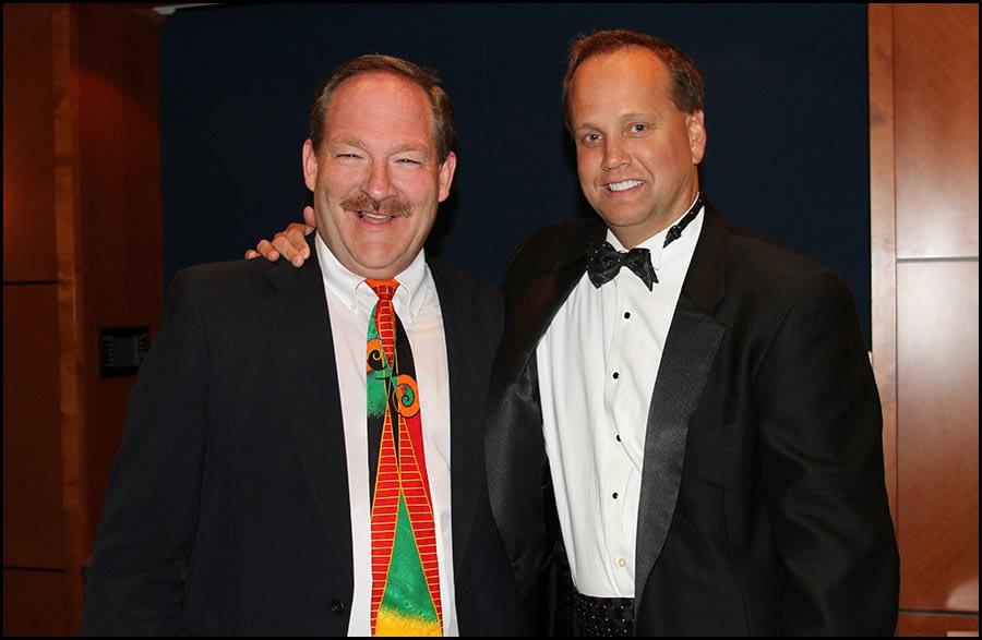 Fred Cooper, CEO ARIX & Rick