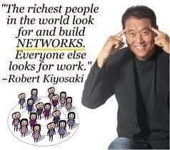 ideal business owners build networks